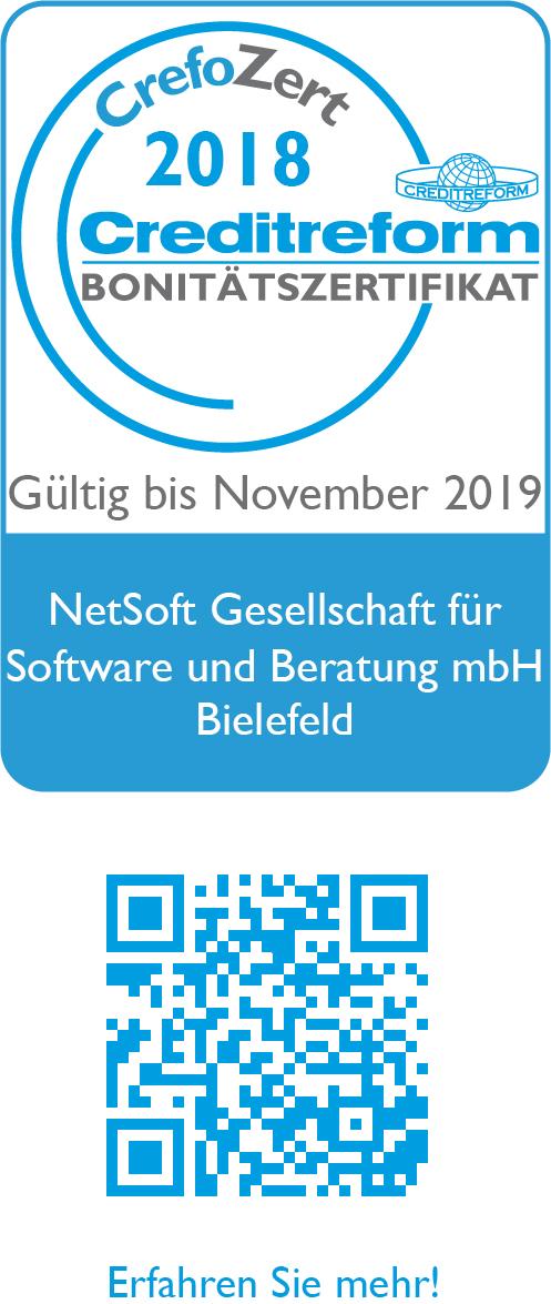 Crefozert 2019 NetSoft